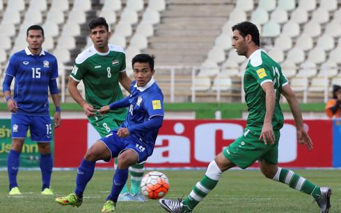 Thái Lan cầm hòa Iraq, cơ hội cho đội tuyển Việt Nam