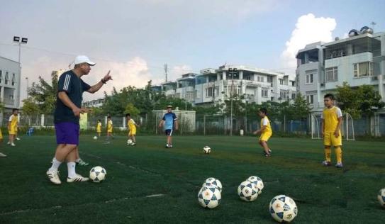 Video dạy bóng đá cơ bản (phần 1)