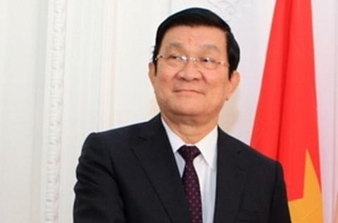 Quốc hội bỏ phiếu miễn nhiệm Chủ tịch nước Trương Tấn Sang