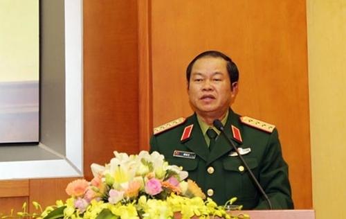 Tổng tham mưu trưởng quân đội được đề cử làm Phó Chủ tịch Quốc hội