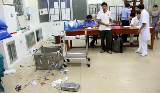 Từ vụ 'người lạ' vào viện truy sát bệnh nhân: 'Nên có công an tuần tra tại bệnh viện'