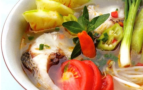 Cách nấu canh chua ngon dân dã bổ dưỡng cho bữa tối
