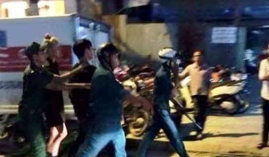 Biên Hòa: Cảnh sát nổ súng trấn áp nhóm thanh niên manh động