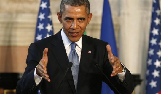 Obama sẽ bàn về căng thẳng Biển Đông khi đến Việt Nam