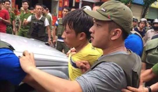 Bắt được kẻ bắn Phó trưởng công an phường ở Sơn La