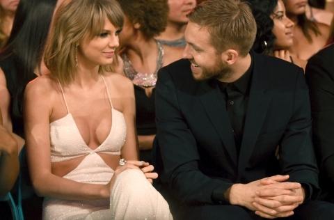 Taylor Swift - Calvin Harris chính thức 'đường ai nấy đi'