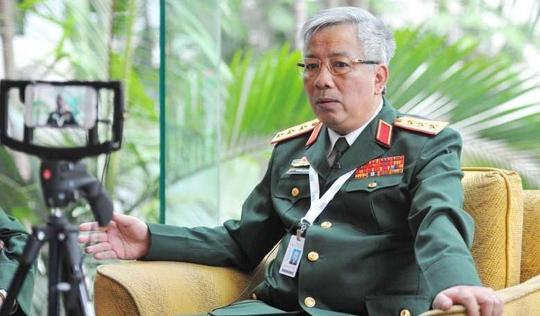 Những phát biểu của Tướng Nguyễn Chí Vịnh tại Đối thoại Shangri-La
