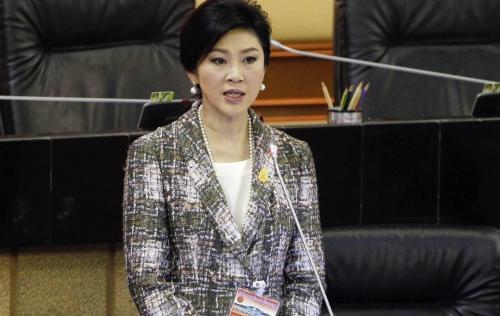Phi công 'nói đùa' làm rơi máy bay chở cựu Thủ tướng Yingluck