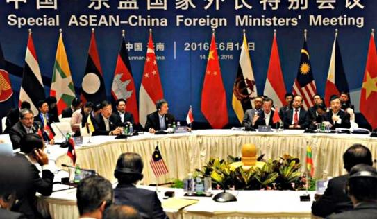 Không phải ASEAN, Trung Quốc mới là 'kẻ bại trận' về Biển Đông tại Côn Minh