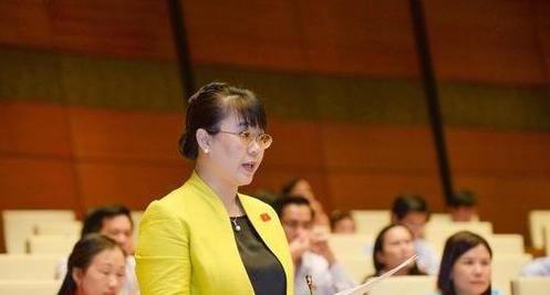 Lý do bà Nguyễn Thị Nguyệt Hường bị hủy tư cách đại biểu Quốc hội