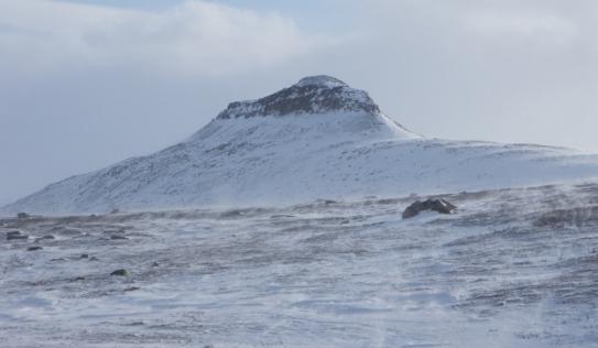 Na Uy tặng Phần Lan một ngọn núi làm quà