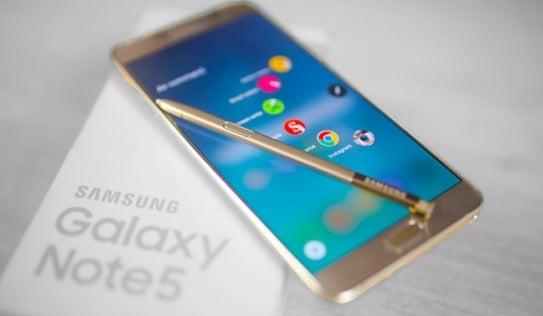 Galaxy Note 5 giảm thêm 1 triệu đồng ngay trước giờ ra mắt Note 7