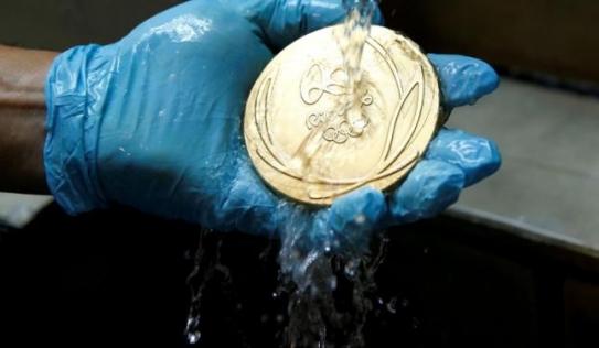 Giá trị thật của một tấm huy chương vàng Olympic