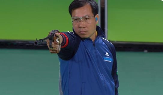 Hoàng Xuân Vinh giành tấm huy chương thứ 2 tại Olympic 2016