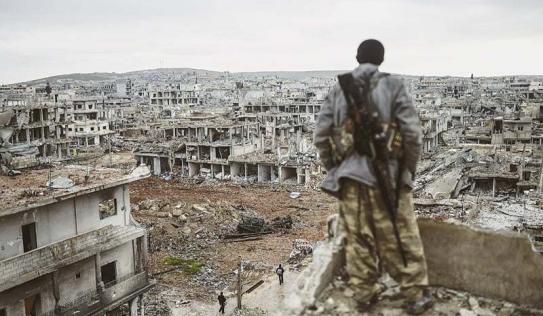 45.000 phiến quân IS đã bị Mỹ tiêu diệt