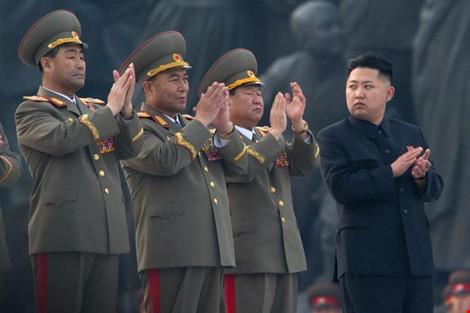 Triều Tiên tử hình 2 quan chức cấp cao bằng pháo phòng không