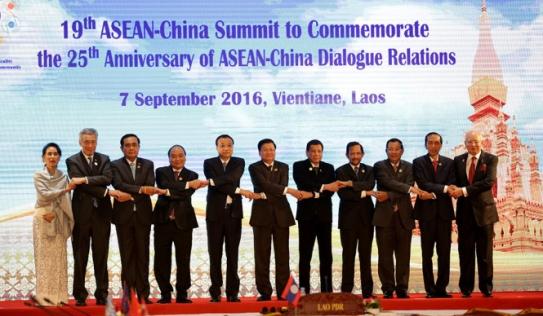 Lãnh đạo ASEAN - Trung Quốc cam kết kiềm chế ở Biển Đông