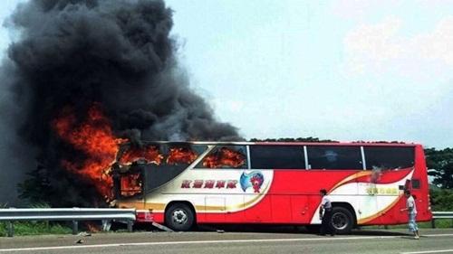 Nguyên nhân tài xế Đài Loan 'thiêu chết' cả đoàn khách Trung Quốc