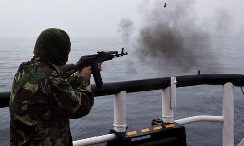 Biên phòng Nga nổ súng vào tàu cá Triều Tiên, 1 người thiệt mạng