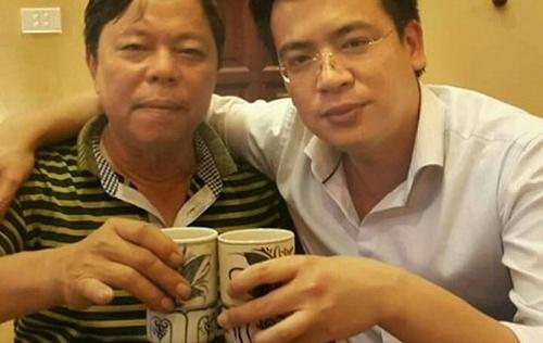 Ảnh đời thường hiếm thấy của 'người đàn ông thời sự' Quang Minh