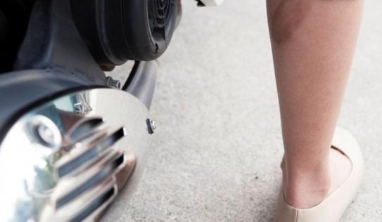 3 bước chữa bỏng pô xe máy cực nhanh