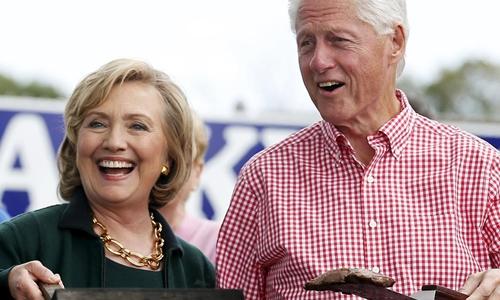 Bà Clinton sẽ dự lễ nhậm chức của Trump