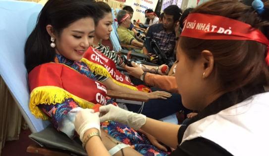 Bộ Y tế đề xuất: Hiến máu là bắt buộc, 1 lần/năm