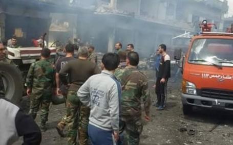 Đánh bom kép, hơn 100 người thương vong tại Afghanistan