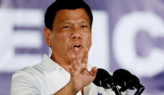Tổng thống Duterte gây bất bình vì dùng diễn văn mắng con trai