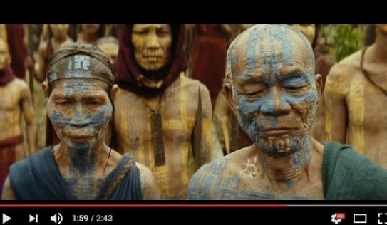 Người Việt xuất hiện trong trailer của 'Kong: Skull Island'