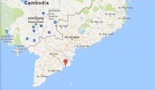 3 thuyền viên Indonesia mất tích trên biển Việt Nam được tìm thấy