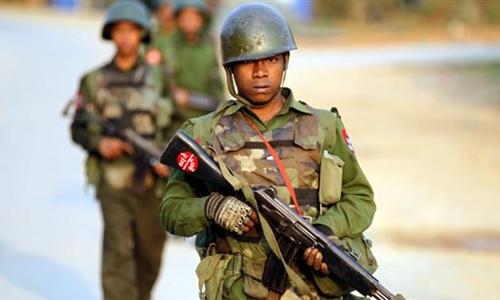 Đụng độ gần biên giới Myanmar - Trung Quốc, 30 người thiệt mạng