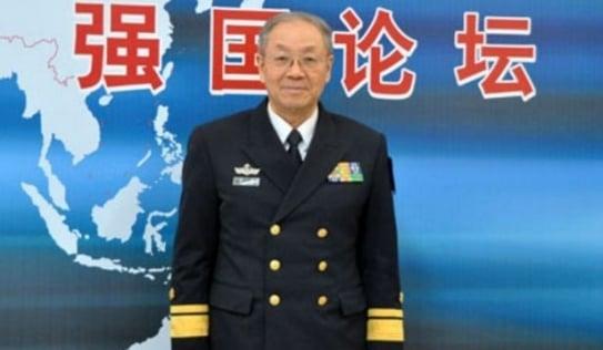 Tướng Hải quân Trung Quốc: Sẵn sàng dùng vũ lực thống nhất Đài Loan