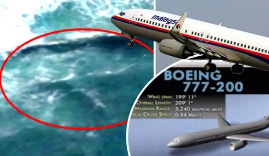 MH370: Nhóm nghiên cứu nói đã xác định được vị trí xác máy bay
