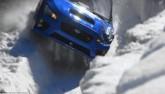 Video: Thót tim với màn chạy ô tô trong đường trượt tuyết