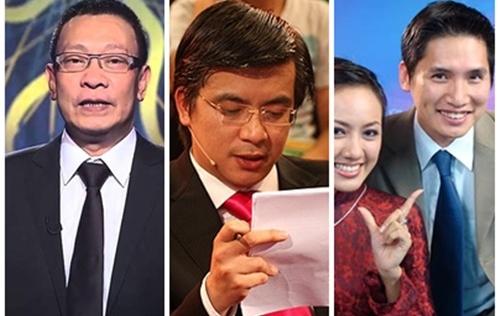 Chuyện ít biết về 3 quý ông tài năng, kín tiếng bậc nhất VTV