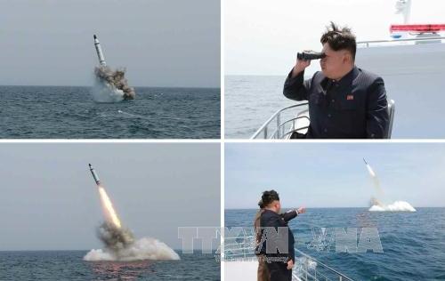 Triều Tiên sở hữu vũ khí bí mật biến hệ thống THAAD thành sắt vụn?