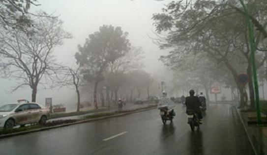 Thời tiết 12/5: Miền Bắc mưa diện rộng