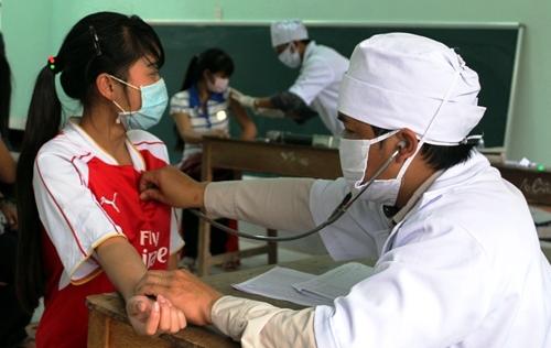 Xuất hiện dịch bạch hầu gây chết người ở Quảng Nam