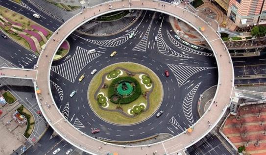 Những công trình giao thông trên thế giới khiến nhiều người không tin là nó có thật