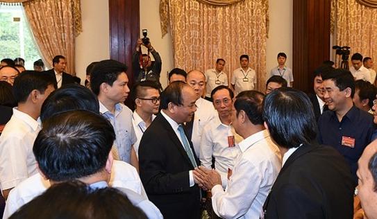 Sáng nay, Thủ tướng đối thoại với doanh nghiệp cả nước