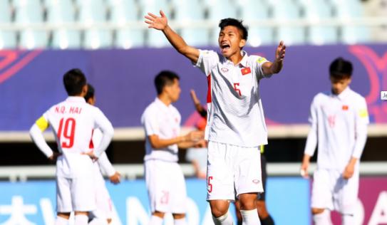 'Nhìn các em U20 Việt Nam đá mà thương quá!'
