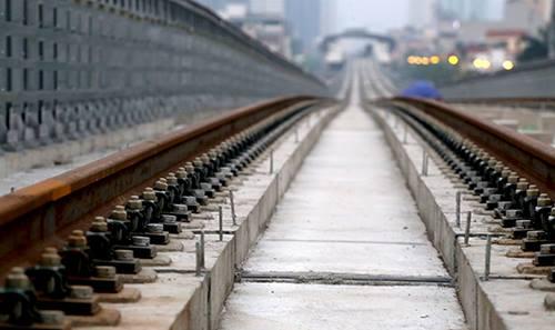 Vụ đường sắt Cát Linh - Hà Đông bị gỉ sét: Bộ giao thông lên tiếng
