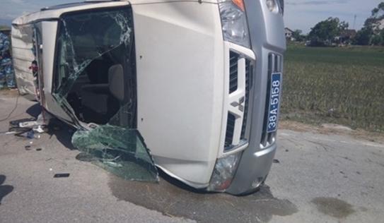 Giám đốc công ty vệ sĩ lái Fortuner hất tung xe CSGT bị tạm giữ