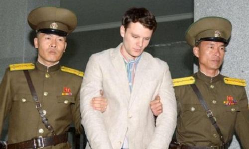 Tình hình sức khỏe của sinh viên Mỹ được Triều Tiên thả