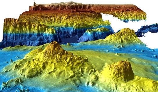 Tìm kiếm MH370 vô tình phát hiện thế giới bí ẩn dưới đáy đại dương