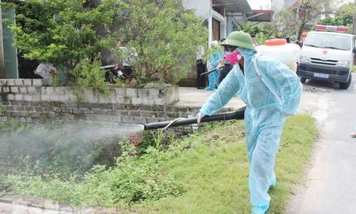 Hà Nam: Tỉnh đầu tiên công bố dịch sốt xuất huyết trong cả nước
