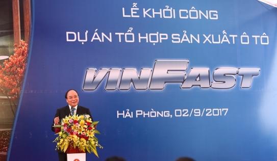 Vingroup sản xuất ô tô – liệu giấc mơ xe hơi giá rẻ của người Việt có thành sự thật?