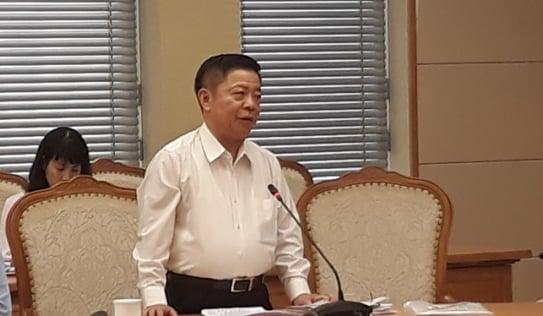 Ông Võ Kim Cự thôi chức Chủ tịch Liên minh HXT từ tháng 10