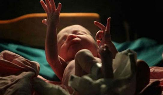 Bố mẹ sững sờ khi phát hiện bé sơ sinh sống lại chỉ vài phút trước khi hỏa táng